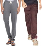 WellFitLook Cool TrackPant Solid Men's M...