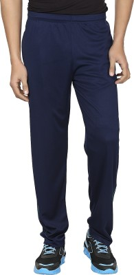 Orizzonti Solid Men's Blue Track Pants