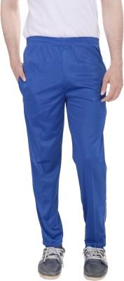 Kalrav Solid Men's Blue Track Pants