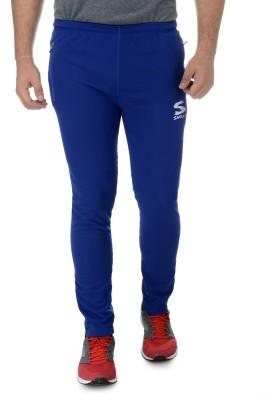 Surly Solid Men's Blue Track Pants