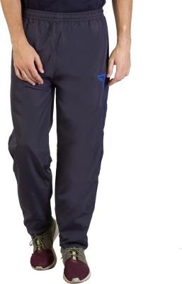 Burdy Solid Men's Light Blue Track Pants