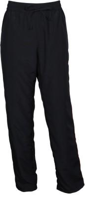 ArcticPlus Solid Men's Black Track Pants