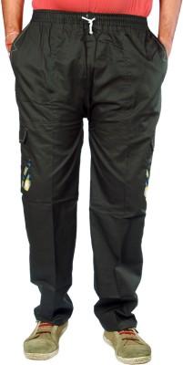 AADUKI Solid Men's Multicolor Track Pants