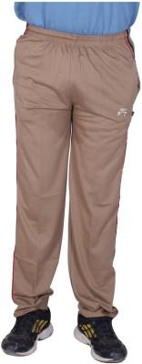 SST Striped Men's Beige Track Pants