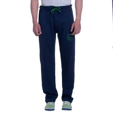 TAG 7 Solid Men's Blue Track Pants