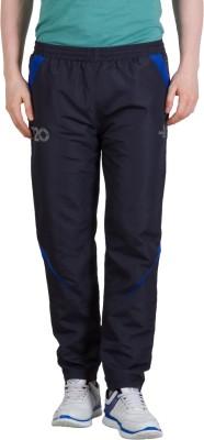 Goodluck L-0009 B Striped Men's Black, Blue Track Pants