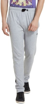 Elaborado Solid Men's Grey Track Pants