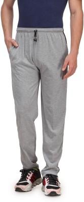 Alfa Active Solid Men's Grey Track Pants