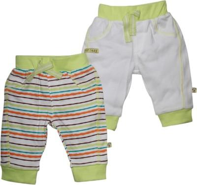 FS Mini Klub Funny Pups Po2 Striped Baby Boy,s Multicolor Track Pants