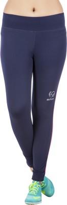 Restless Capri Solid Women's Dark Blue, Pink Track Pants at flipkart