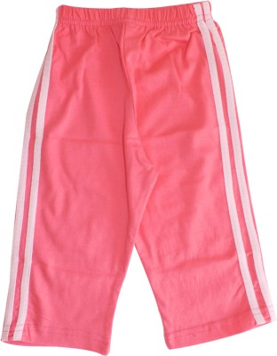 Ole Baby Sporty Vertical Striped Baby Boy's Pink Track Pants