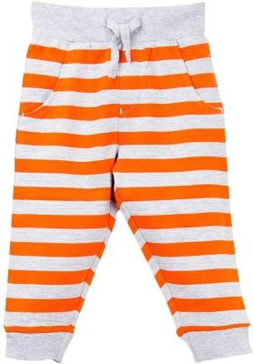 Mom & Me Striped Boy's Multicolor Track Pants