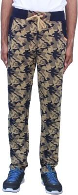 Romano Printed Men's Multicolor Track Pants