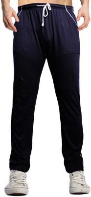 Smart Look 7 Solid Men's Blue Track Pants