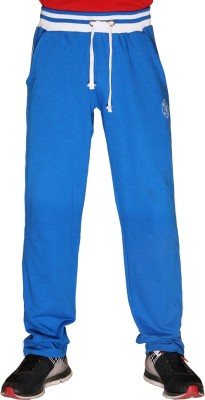 Ukf Mars One Embroidered Men's Blue Track Pants