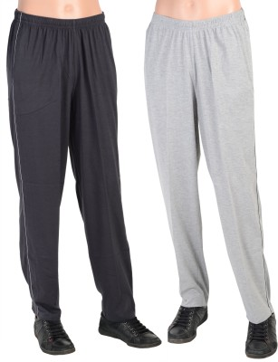 Gazelle Active Solid Men's Grey Track Pants