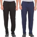 Garudaa Garments Solid Men's Black, Dark...