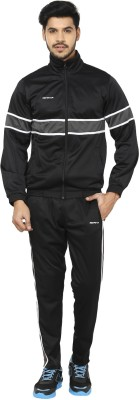 Orizzonti Solid Men's Track Suit