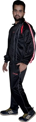 Attitude Works Solid Men's Track Suit