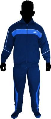 Kaizen Gym Solid Men's Track Suit