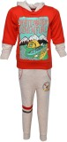 Pepito Printed Boys Track Suit