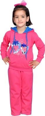 Shaun 625girlish Printed Girls Track Suit