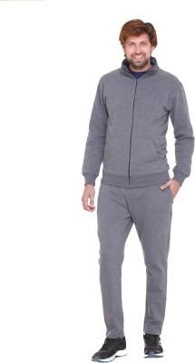Clubyork 304 Solid Men's Track Suit