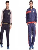 MSE Solid Men's Track Suit