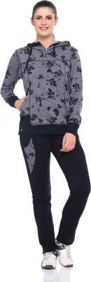 EX10SIVE Printed Women's Track Suit