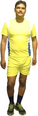 Bodingo Solid Men's Track Suit