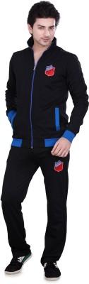 LUCfashion Solid Men's Track Suit