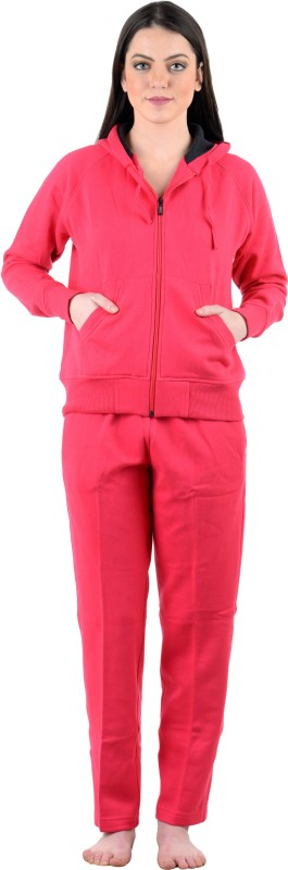 Nxt 2 Skn Solid Women's Track Suit