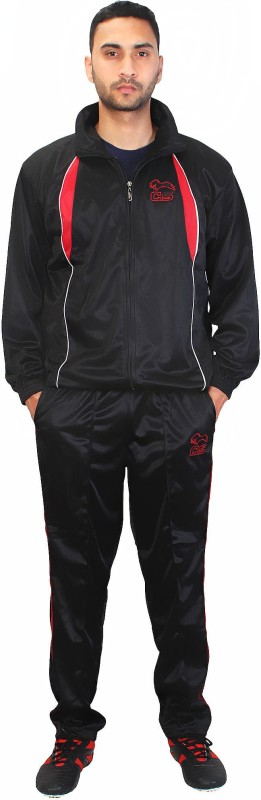 Ceela Sports T20 Self Design Men's Track Suit