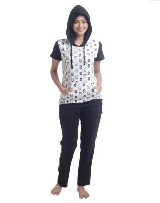 Nite Flite Animal Print Women's Track Suit