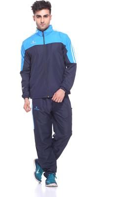 Sport Sun Solid Mens Track Suit