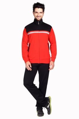 Earls777 Solid Men's Track Suit
