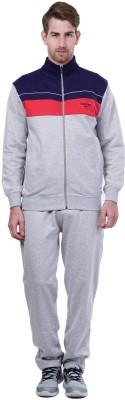 Priknit Solid Men's Track Suit