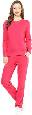 Tshirt Company Solid Women's Track Suit