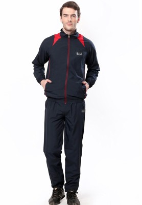 Elligator Solid Men's Track Suit