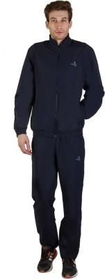 Goodluck Solid Men's Track Suit