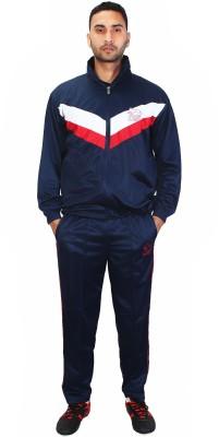 Ceela Sports Trio Self Design Men's Track Suit