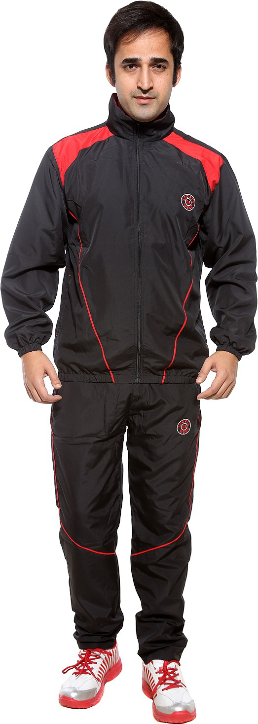 Sports 52 Wear S52WTS Solid Mens Track Suit