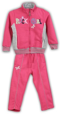 Lilliput Embroidered Girl,s Track Suit