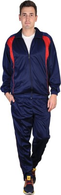 AVE Solid Men's Track Suit