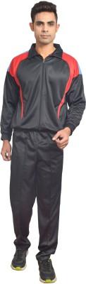 Set Solid Men's Track Suit