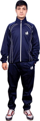 JBS Solid Men's Track Suit