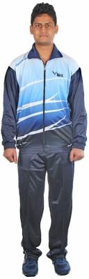 Port Solid Men's Track Suit