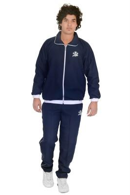 shredded prophysique Solid Men's Track Suit