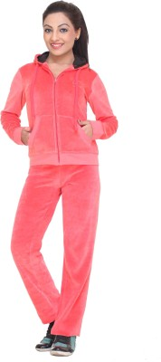 Clubyork 204 Solid Women's Track Suit
