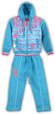 Lilliput Printed Girl,s Track Suit
